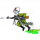на войне с вирусом, Соколов Сергей