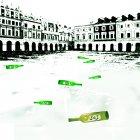 Пустая Площадь, Бутылка, SOS, Бондаренко Марина