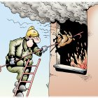 Гриль на пожаре, Кийко Игорь