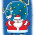 Дед Мороз - тельценосец, Смагин Максим