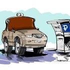 Зубы платной парковки, Подвицкий Виталий