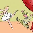 Балерина и пожарный, Александров Василий