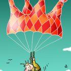 Король на парашюте, Александров Василий