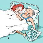 Кроссворд под кроватью, Александров Василий