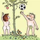 Адам и мяч, Александров Василий