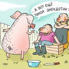 Анекдоты свиньи, Александров Василий