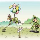 Сапер на воздушных шариках, Кийко Игорь