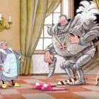 Рыцарь и бабушка, Сергеев Александр