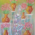 Продавщица цветов, Богорад Виктор
